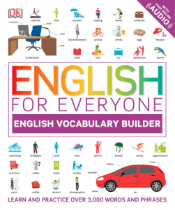 Book, English for Everyone